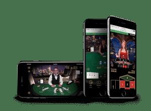 smartphone gokken